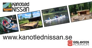Annons kanotled Nissan